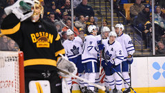 NHL: Maple Leafs 4, Bruins 1