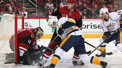 NHL: Predators 4, Coyotes 1