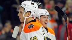 NHL: Stars 2, Flyers 4