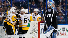 NHL: Penguins 4, Lightning 3