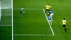 Must See: Okaka scores beautiful backheel goal