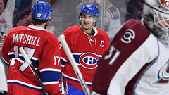 NHL: Avalanche 1, Canadiens 10