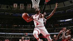 NBA: Heat 100, Bulls 105