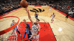 Home Court: Contested Shots