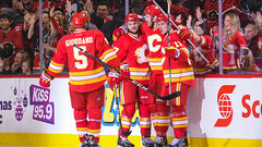 NHL: Jets 2, Flames 6