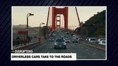 The driverless car makes inroads