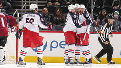NHL: Blue Jackets 3, Avalanche 2