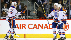 NHL: Oilers 6, Jets 3