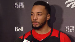 Powell biding time as Raptors welcome Lakers