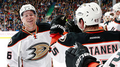 NHL: Ducks 3, Canucks 1