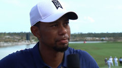 Tiger pleased with second round