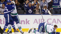 Whose reputation is on the line in the Leafs/Canucks rematch?