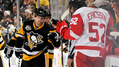 NHL: Red Wings 3, Penguins 5