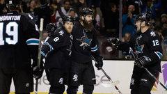 NHL: Canadiens 1, Sharks 2