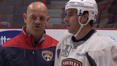 Panthers adjusting to life with Rowe