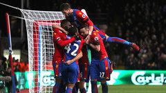 EPL: Crystal Palace 3, Southampton 0