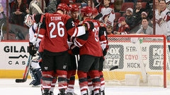 NHL: Blue Jackets 3, Coyotes 2 (SO)