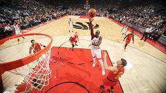 NBA: Hawks 84, Raptors 128