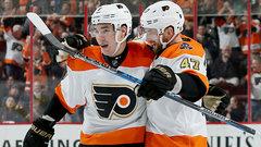 NHL: Blackhawks 1, Flyers 3
