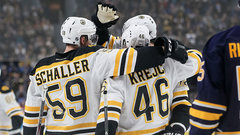 NHL: Bruins 2, Sabres 1