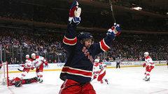 NHL: Hurricanes 2, Rangers 4