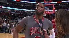 Wade would love to play against LeBron 82 games a year