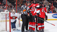 NHL: Panthers 0, Senators 2