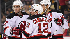 NHL: Devils 5, Predators 4 (OT)