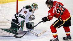 NHL: Wild 2, Flames 3 (SO)