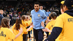 Will Jamal Murray lose minutes once Nuggets are healthy?