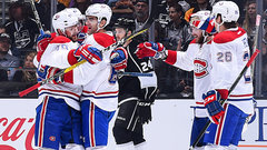 NHL: Canadiens 5, Kings 4 (SO)