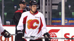 Gaudreau excited to return to the Flames' lineup