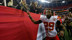 Berry provides emotional spark for Chiefs