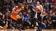 NBA: Suns 109, Warriors 138