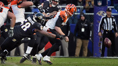 NFL to review final play of Ravens-Bengals game