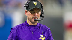 Vikings hopeful Zimmer can return for Jags game