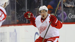 NHL: Red Wings 4, Islanders 3 (OT)