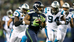NFL: Panthers 7, Seahawks 40