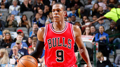 Rondo suspended for verbal altercation with coach