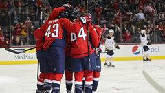 NHL: Sabres 2, Capitals 3 (OT)