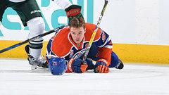 Did NHL overreact on McDavid's fall?