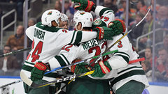 NHL: Wild 2, Oilers 1 (OT)