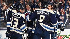 NHL: Coyotes 1, Blue Jackets 4