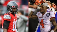 Key moments for semifinalists Clemson, OSU