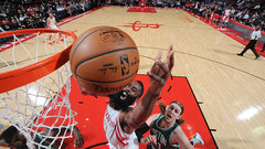 NBA: Celtics 106, Rockets 107