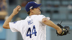 Reports: Dodgers sign Hill, Giants lock up Melancon