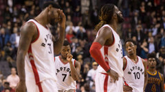 Court Squeaks: Raptors still can't get over Cavs' hump