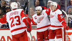 NHL: Red Wings 4, Jets 3 (SO)