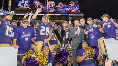 Washington's road to the College Football Playoff