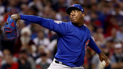 Chapman set to earn at least $90 million